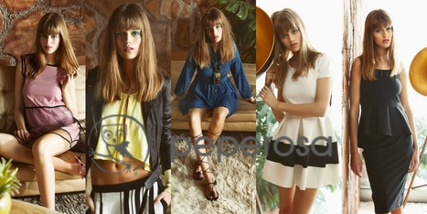 Peperosa Catalogue Spring Summer 2015 | Le Marche & Fashion | Scoop.it
