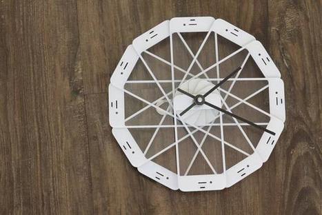 Broken iPhone Components Get Recycled Into Furniture - Ubergizmo | Refurbishment Inspiration | Scoop.it