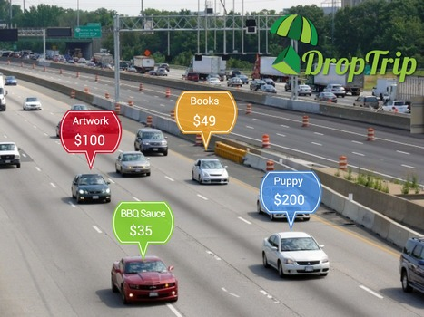 Every Car On The Road Has The Potential To Make $ - DropTrip | DropTrip - Shipping Reimagined | Scoop.it