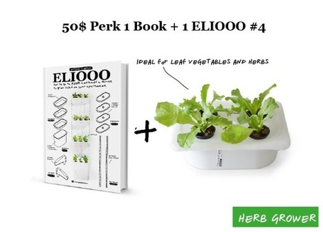 ELIOOO. Grow Your Food | Urban Farms | Scoop.it