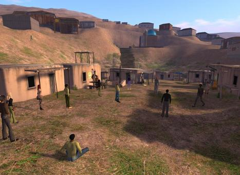 MOSES DSG Virtual World Role Play Scenario | Austin Tate's Informatics Blog | 3D Virtual-Real Worlds: Ed Tech | Scoop.it