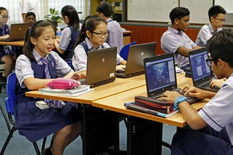 More schools tap tech tools for learning | Using Technology to Transform Learning | Scoop.it