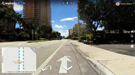 Here's the new Mapillary! | Cartographie collaborative | Scoop.it