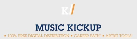 Music Kickup Will Distribute Your Music in Less than an Hour... For Free - Digital Music News | Music Industry News | Scoop.it