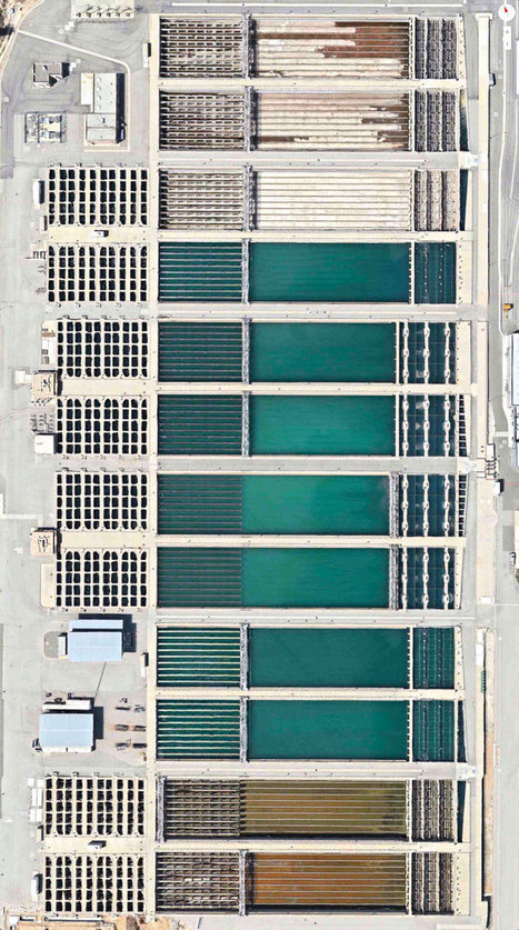 Daily Overview: Captivating Satellite Images of Earth | Yatzer | Trip to Design | Scoop.it