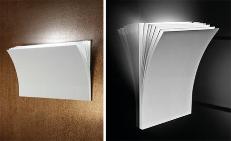 Polia Wall Sconces   Art, Design & Technology   Scoop.it