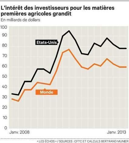 La spéculation sur les marchés agricoles mise hors la loi en France | Questions de développement ... | Scoop.it
