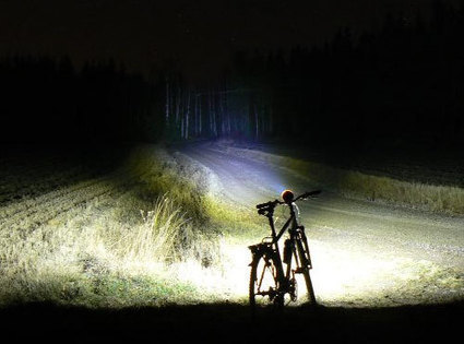 A LED Bicycle Light | LED | Scoop.it