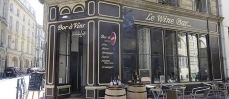Le bar à vins : un lieu emblématique des nouvelles consommations | Le vin quotidien | Scoop.it