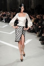 Julien Fournié Haute Couture SS13 | MissFashionNews | Julien Fournié | Scoop.it