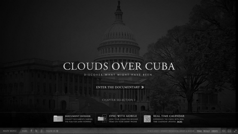 'Clouds Over Cuba' Revisits the Cuban Missile Crisis, 50 Years After | Interactive Documentary (i-Docs) | Scoop.it