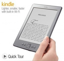 Kindle 4 – Is It Amazon's Ace In The Hole? | Life @ Work | Scoop.it