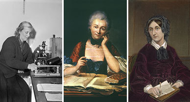 Ten Historic Female Scientists You Should Know | Just Science | Scoop.it