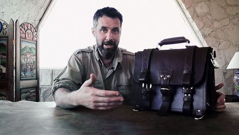 Watch A Designer Teach Pirates How To Knock Off His Luxury Bags | Brand Storytelling | Scoop.it