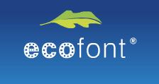 Ecofont : La police de caractère écologique à trous | TICE & FLE | Scoop.it