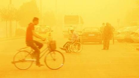 Israel blanketed in haze: Dangerous pollutants in the air   Jewish Education Around the World   Scoop.it