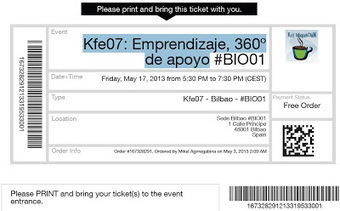 Kfe07: Emprendizaje, 360º de apoyo | Mikel Agirregabiria | #kfe07 | Scoop.it