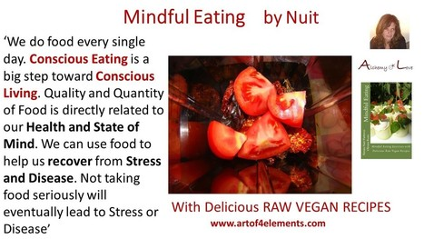 Mindful Eating by Nuit Quotes   Eat Mindfully   Scoop.it