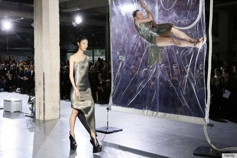 PHOTOS: Models Strike A Pose In Shrink Wrap   Xposed   Scoop.it