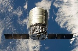 Orbital poised to launch cargo ship to space station | Science and Technology | Scoop.it