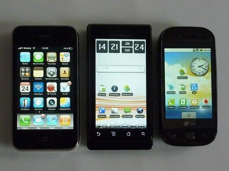 Le smartphone nourrit les espérances des champions de l'éducation numérique. | Éducation aux médias | Scoop.it