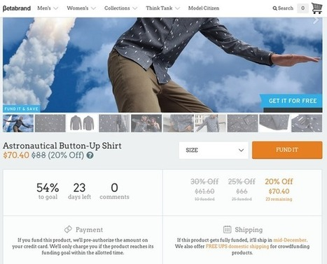 15 inspiring examples of ecommerce product pages | E-commerce | Scoop.it