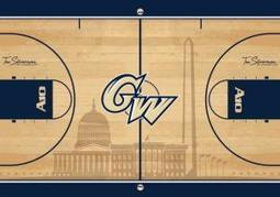 George Washington University's new basketball court design includes White ... - New York Daily News | Art Education | Scoop.it