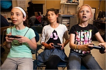 7 reasons why your kids should play video games - The Online Mom | SocialMedia_me | Scoop.it