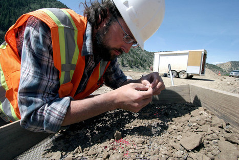 Road crew unearths new archaeological finds in Nine Mile Canyon | ksl.com | Anthropology and Archaeology | Scoop.it