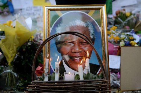 US View of Mandela Changed From Cold War Communist to Anti-Apartheid Hero - Voice of America   Historiography   Scoop.it