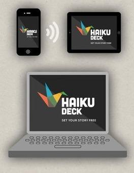 Presentaciones simples y fáciles con Haiku Deck | Web 2.0 y sus aplicaciones | Scoop.it