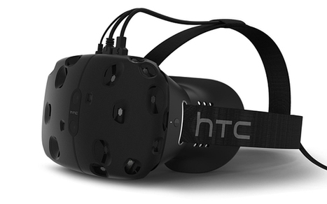 HTC launches virtual reality headset HTC Vive - Telegraph | cool stuff from research | Scoop.it