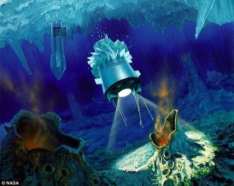 We're going to Europa! Nasa is told to search for life on ocean worlds | Europa News | Scoop.it