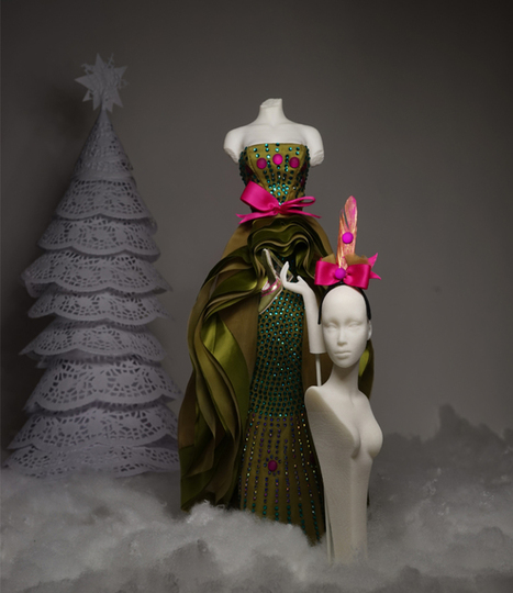 Superdoll Happy Holidays Gowns | Fashion Dolls | Scoop.it