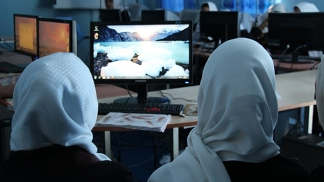 Afghanistan: Using technology to empower women   Technology   Scoop.it
