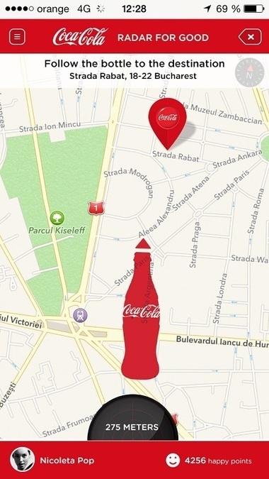 Coca-Cola crée une application où le bénévolat est à portée de clic | bénévolat | Scoop.it