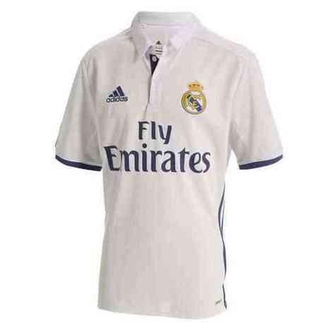 Jersey Real Madrid Home 2016-2017 Grade Ori Terbaru | jersey bola original | Scoop.it