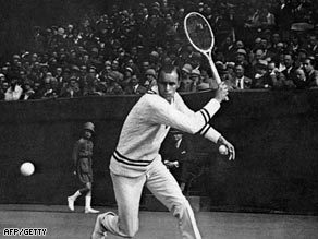 Richards Becomes 1st US Tennis Champ - 1920s Sports | Sports in the 1920's | Scoop.it