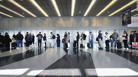 Hundreds of Chicago O'Hare airport workers go on strike | PSLabor:  Your Union Free Advantage | Scoop.it