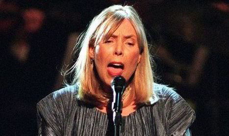 EXCLUSIVE: Mental illness forced Joni Mitchell to quit stardom | fitness, health,news&music | Scoop.it