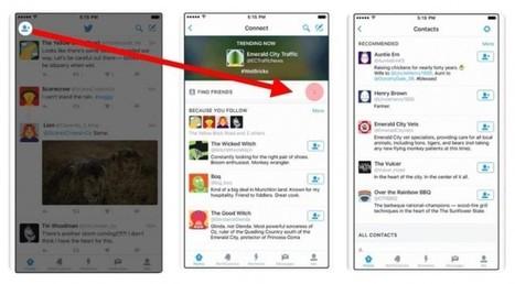 Nueva opción en Twitter para descubrir cuentas que debemos seguir   Marketing en la Ola Digital   Scoop.it