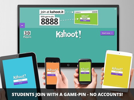 Kahoot! as a Review Tool | Geography Education | Scoop.it