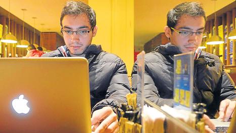 Desarrolló aplicación para daltónicos con Google Glass | Salud Visual 2.0 | Scoop.it