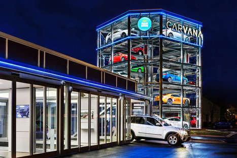 Automated Car Vending Machine Opens In Nashville   thewheelworld   Scoop.it