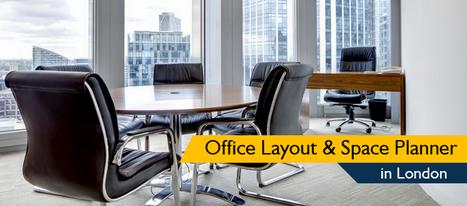 Office Layout & Space Planner in London | Office Furniture UK | Scoop.it