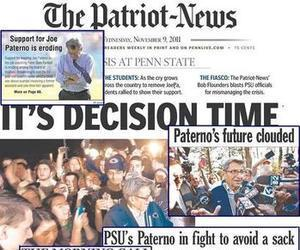 Jerry, Who? News Media Irresponsibly Driving The Paterno Narrative | Scandal at Penn State | Scoop.it