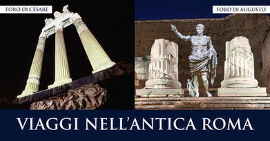 Viaggi nell'Antica Roma - 2 storie, 2 percorsi | LVDVS CHIRONIS 3.0 | Scoop.it