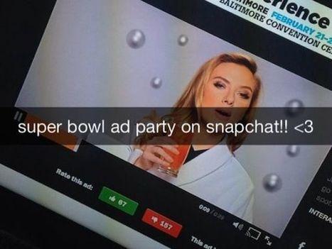 La question à 18 milliards de dollars : #Snapchat est-il la nouvelle télévision ?   Médias sociaux et tourisme   Scoop.it