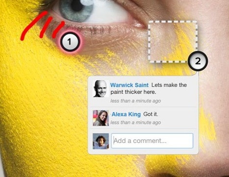 Marqueed Collect and Discuss Images | Tools for Teachers & Learners | Scoop.it