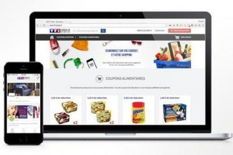 TF1 veut devenir le numéro un du couponing mobile | Commerce Digital & Web Analytic | Scoop.it
